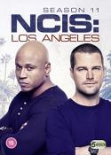 NCIS: Los Angeles: The Eleventh Season [DVD] [2020]
