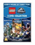 Lego Jurassic Triple [DVD] [2020]