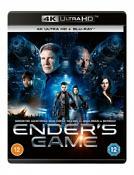 Ender's Game (4K UHD & Blu-ray) [2020]