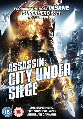 Assassin - City Under Siege (DVD)