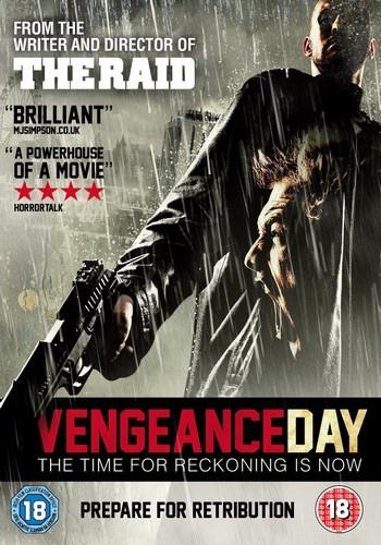 Vengeance Day (DVD)