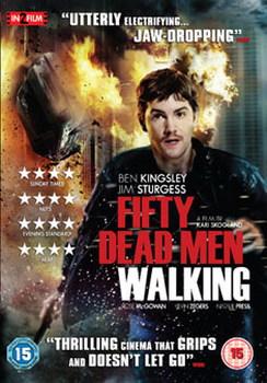 Fifty Dead Men Walking (DVD)
