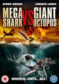 Mega Shark Vs Giant Octopus (DVD)