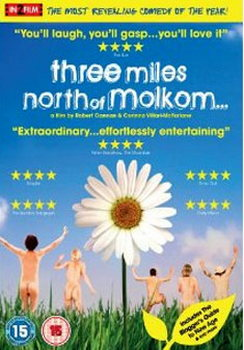 Three Miles North Of Molkom... (DVD)