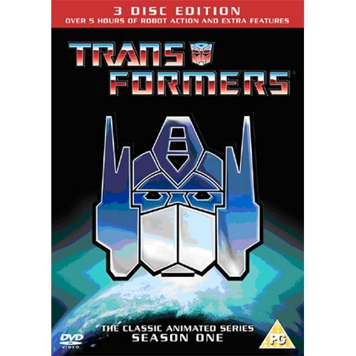 Transformers - Series 1 (DVD)
