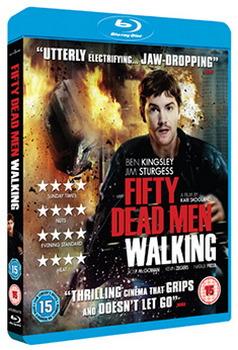 Fifty Dead Men Walking (Blu-Ray)