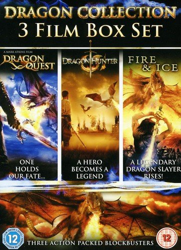The Dragon Collection - Dragon Quest / Dragon Hunter / Fire & Ice (DVD)