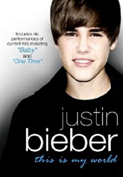 Justin Bieber - This Is My World (DVD)