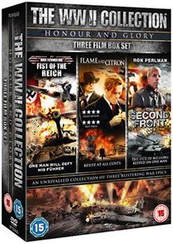 World War Ii 3-Disc Boxset (Assault On The Pacific  The Final Sacrifice & Max Schemling; Fist Of The Reich) (DVD)