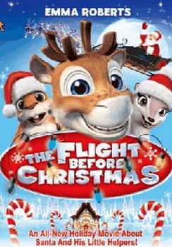Flight Before Xmas (DVD)