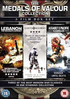 Medals Of Valour Collection (DVD)