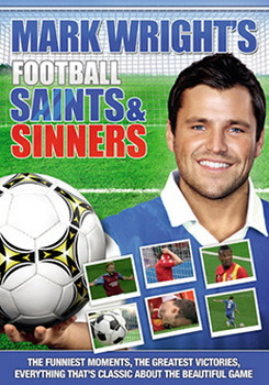 Mark Wright : Football Saints & Sinners (DVD)
