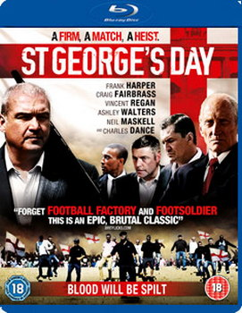 St. George'S Day (Blu-Ray) (DVD)