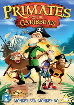 Primates Of The Caribbean (DVD)