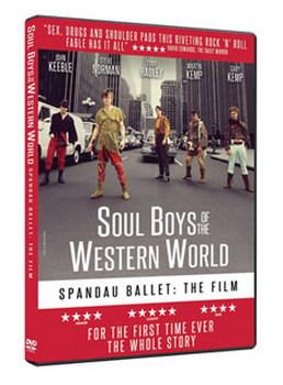 Soul Boys Of The Western World (DVD)