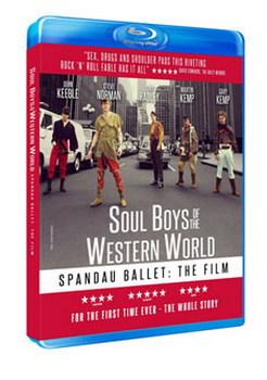 Soul Boys Of The Western World [Blu-ray]