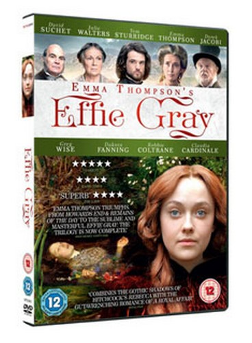 Effie Gray (DVD)