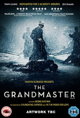 The Grandmaster (DVD)