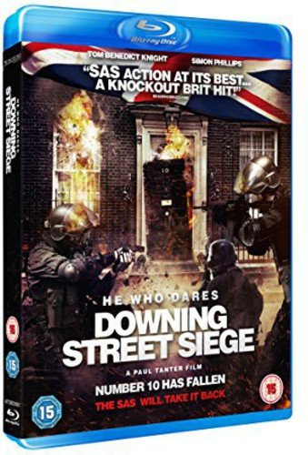 He Who Dares: The Downing St Siege (Blu-Ray)