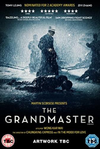 The Grandmaster (Blu-ray)