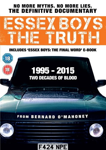 Essex Boys: The Truth (Dvd & Book Edition) (DVD)