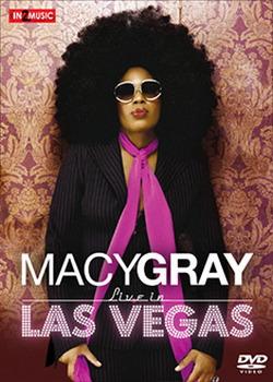 Macy Gray - Live In Las Vegas  (DVD)