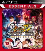 Super Street Fighter IV Arcade Edition Essentials (PS3)