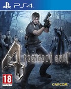 Resident Evil 4 HD Remake (PS4)