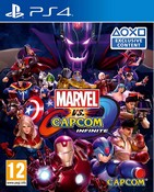 Marvel vs Capcom Infinite (PS4)