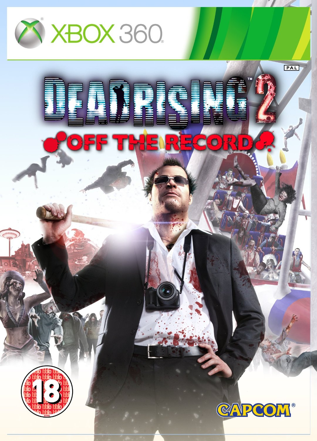 Dead Rising 2 - Off the Record (XBox 360)