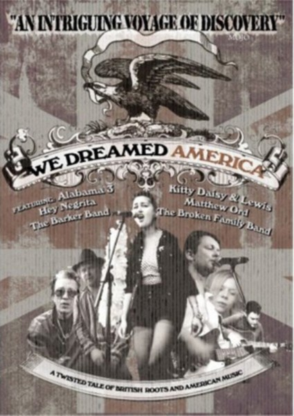 We Dreamed America (DVD)