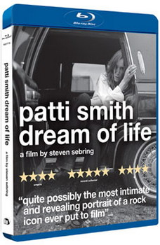 Patti Smith - Dream Of Life (Blu-Ray)