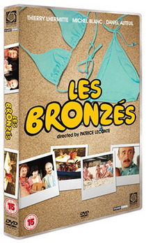 Les Bronzees (DVD)