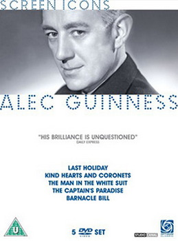 Alec Guinness - The Screen Icons Collection (DVD)