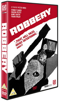Robbery (1967) (DVD)