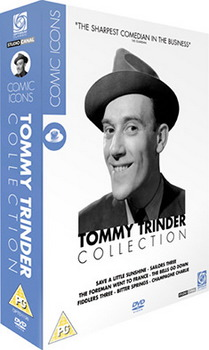 Tommy Trinder Collection (DVD)
