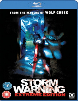 Storm Warning (Blu-Ray)