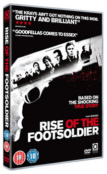 Rise Of The Footsoldier (DVD)