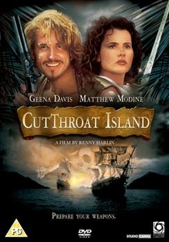 Cutthroat Island (DVD)