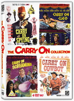 Carry On Collection Vol.1 (DVD)