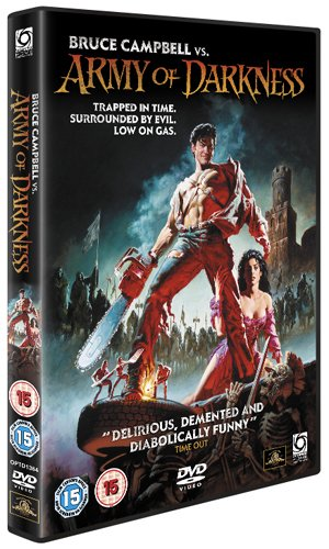 Army Of Darkness - Evil Dead 3 (DVD)