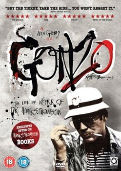 Gonzo - The Life And Work Of Dr. Hunter S. Thompson (DVD)