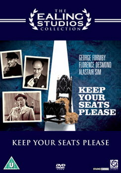 Keep Your Seats  Please (DVD)