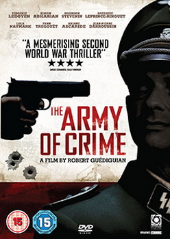 The Army Of Crime (DVD)