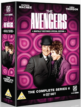 The Avengers: The Complete Series 6 (1967) (DVD)