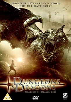Dungeons And Dragons - Wrath Of The Dragon God (DVD)
