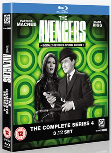 The Avengers - Series 4 (Blu-Ray)