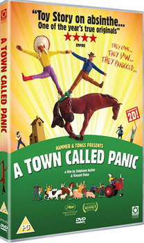 A Town Called Panic (DVD)