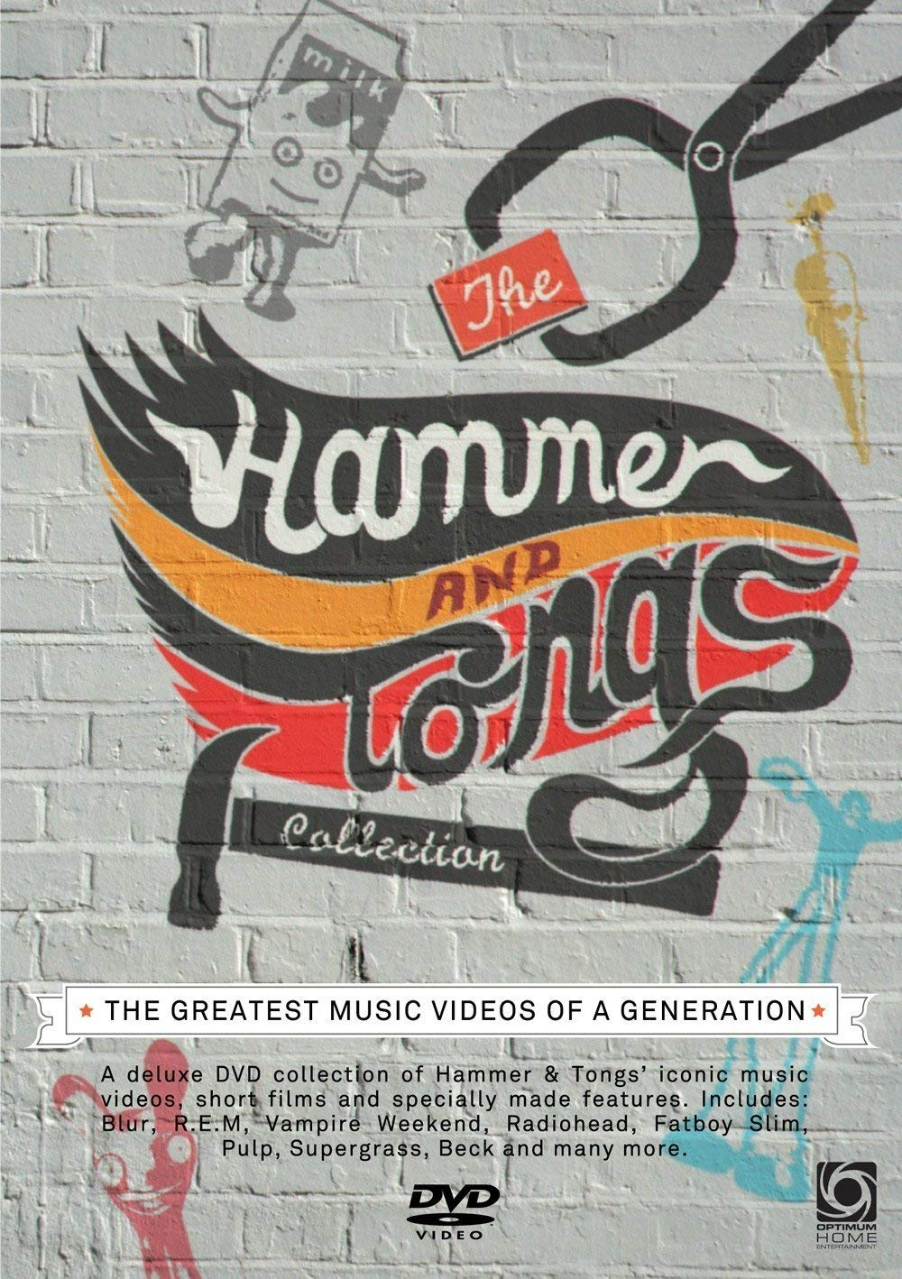 The Hammer And Tongs Collection (DVD)