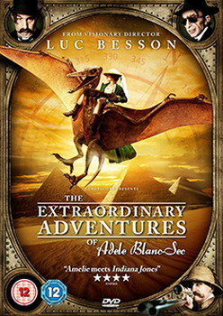 The Extraordinary Adventures Of Adele Blanc-Sec (DVD)